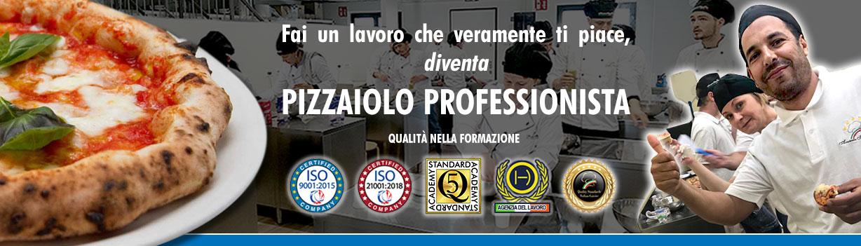 Scuola di Cucina a Milano: Corso di Pizzaiolo Professionista.