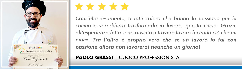 Corso Cuoco a Milano Opinioni - Grassi