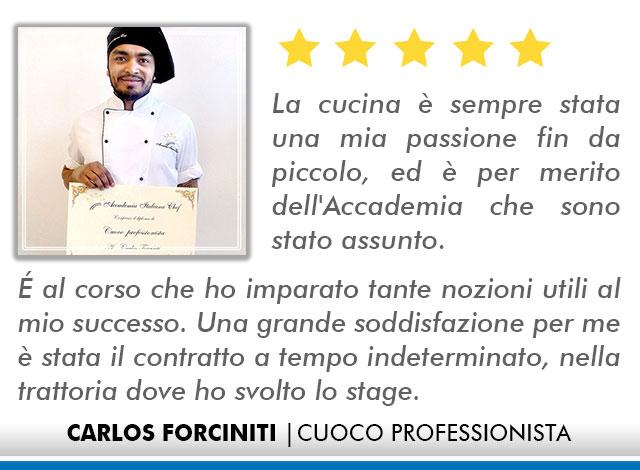 Corso Cuoco a Milano Opinioni - Carlos
