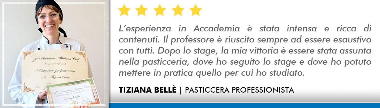 Corso Pasticcere a Milano Opinioni - Bellè