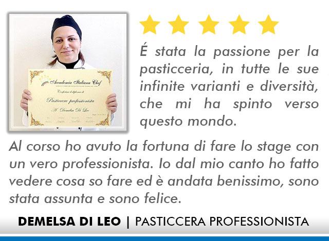 Corso Pasticcere a Milano Opinioni - Di Leo