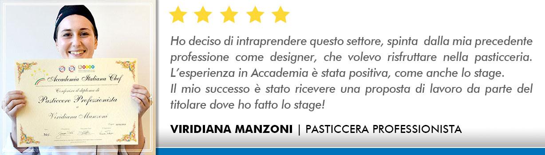 Corso Pasticcere a Milano Opinioni - Manzoni