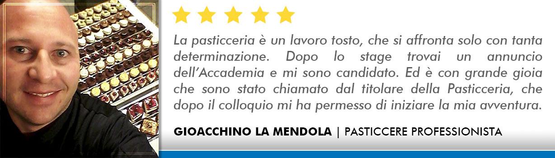 Corso Pasticcere a Milano Opinioni - Mendola