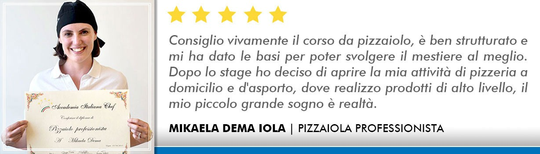 Corso Pizzaiolo a Milano Opinioni - Dema