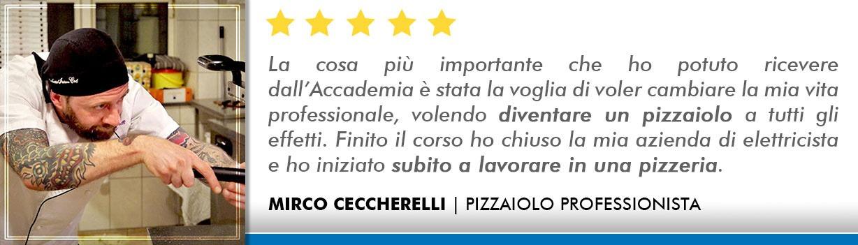 Corso Pizzaiolo a Milano Opinioni - Ceccherelli