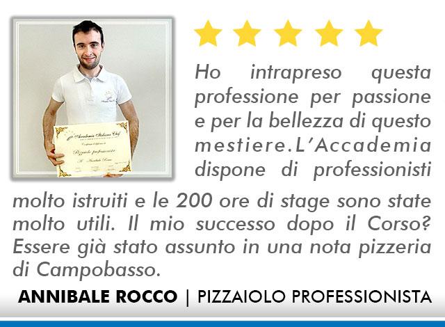 Corso Pizzaiolo a Milano Opinioni - Annibale