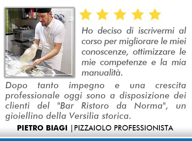Corso Pizzaiolo a Milano Opinioni - Biagi