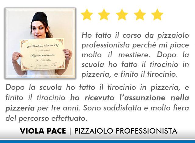 Corso Pizzaiolo a Milano Opinioni - Pace