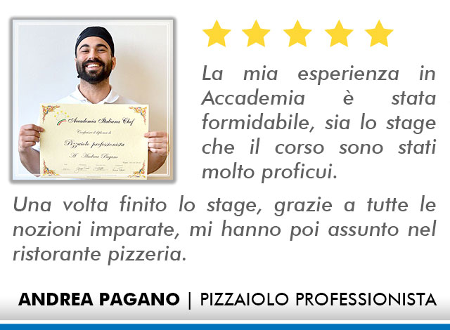 Corso Pizzaiolo a Milano Opinioni - Pagano