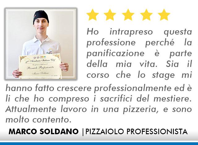 Corso Pizzaiolo a Milano Opinioni - Soldano