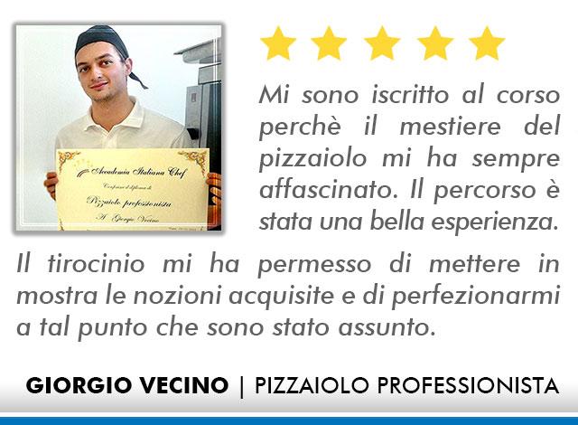 Corso Pizzaiolo a Milano Opinioni - Vecino