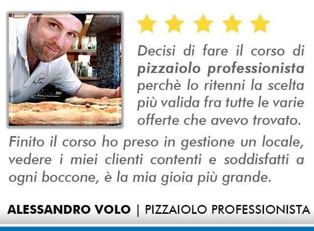 Corso Pizzaiolo a Milano Opinioni - Volo
