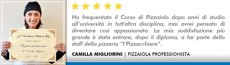 Corso Pizzaiolo a Milano Opinioni - Migliorini