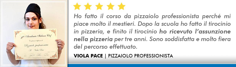 Opinioni Corso Pizzaiolo Milano - Pace