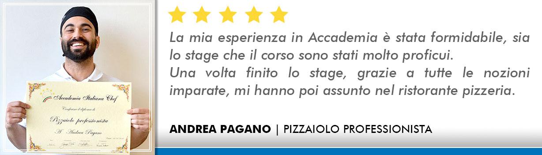 Opinioni Corso Pizzaiolo Milano - Pagano