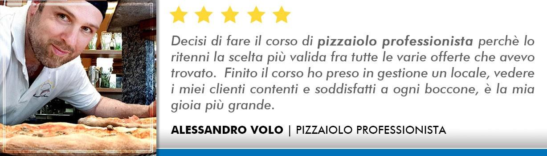 Opinioni Corso Pizzaiolo Milano - Volo
